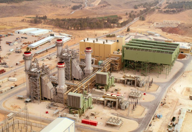 Al Zarqa Power Plant, a Boost to Jordan Power Supply, Commences Operations